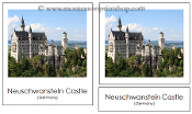 European Landmark Cards | Montessori Print Shop | Montessori Cards