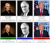 US Presidents - Printable Montessori History Cards
