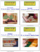 Deluxe CD Rom Collection - Over 2100 Printable Montessori materials by Montessori Print Shop.