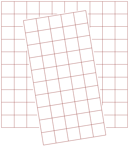 Graph Paper (half inch) - Printable Montessori Math Graph Paper
