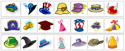 Hat Cutting Strips - Printable Montessori preschool Materials by Montessori Print Shop.