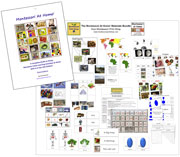 Montessori At Home! eBook and Materials Bundle - Printable Montessori Materials by Montessori Print Shop.