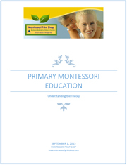 Primary Montessori Education - Understanding the Theory