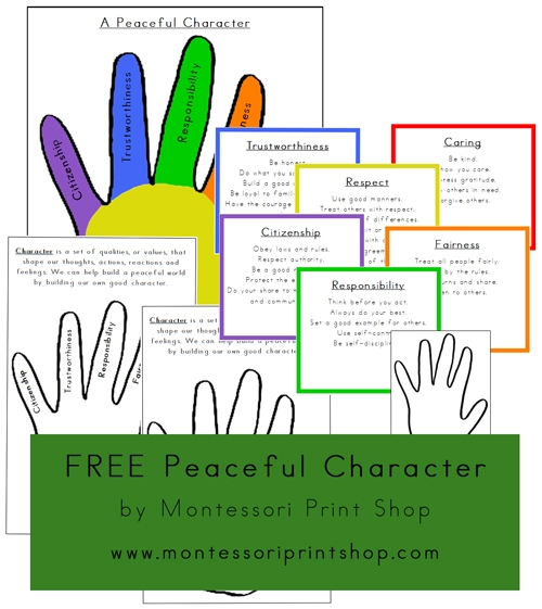 It's just a photo of Dramatic Free Printable Character Education Worksheets