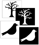 Silhouette Matching - Printable Montessori Materials