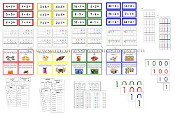 Montessori Math Operations - Printable Montessori Math Materials by Montessori Print Shop.