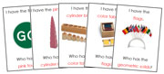 I have, Who has - World Geography - Printable Montessori Geography Materials by Montessori Print Shop.