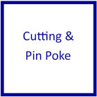 Printable Cutting & Pin Poking Lessons